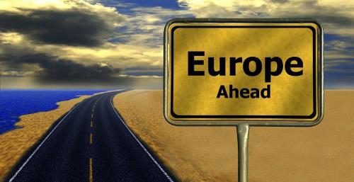 覆盖欧洲的销售